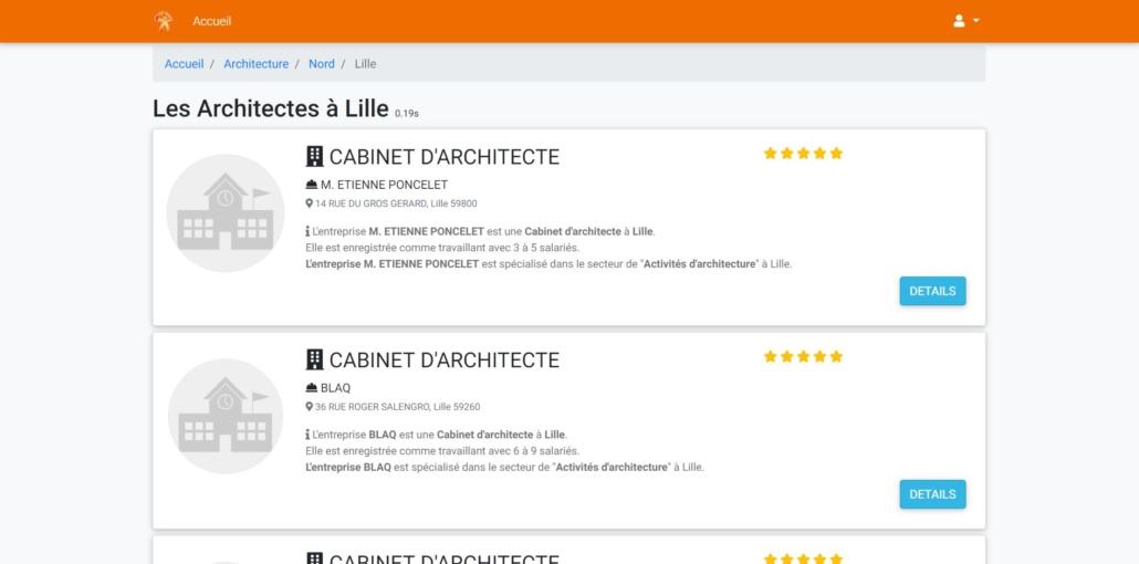 Ocordo les architectes à Lille